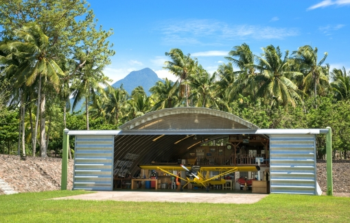 Camiguin Aviation Hangar